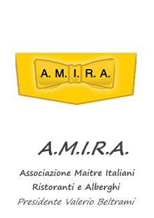 AMIRA - Associazione Maitre Italiani Ristoranti e Alberghi